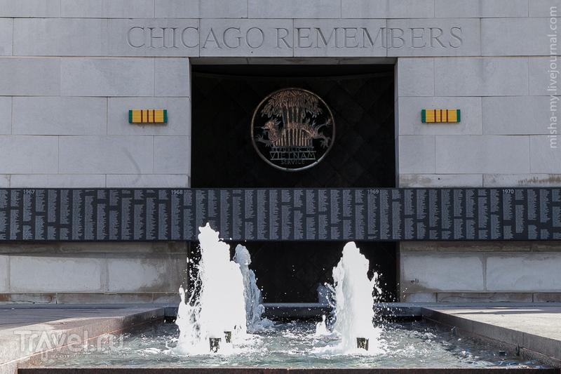 Чикаго. Всякое разное / Фото из США