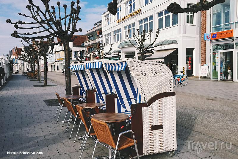 Травемюнде - курортный городок на севере Германии / Германия