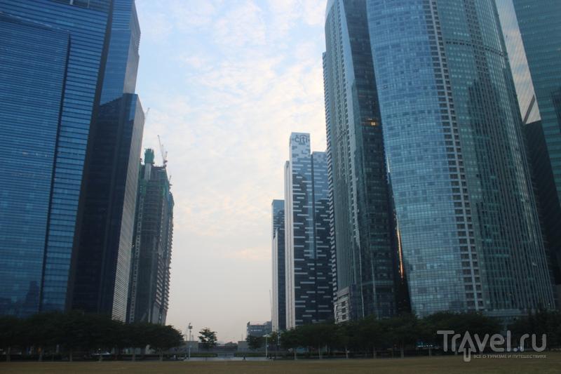 Обзор Сингапура / Сингапур