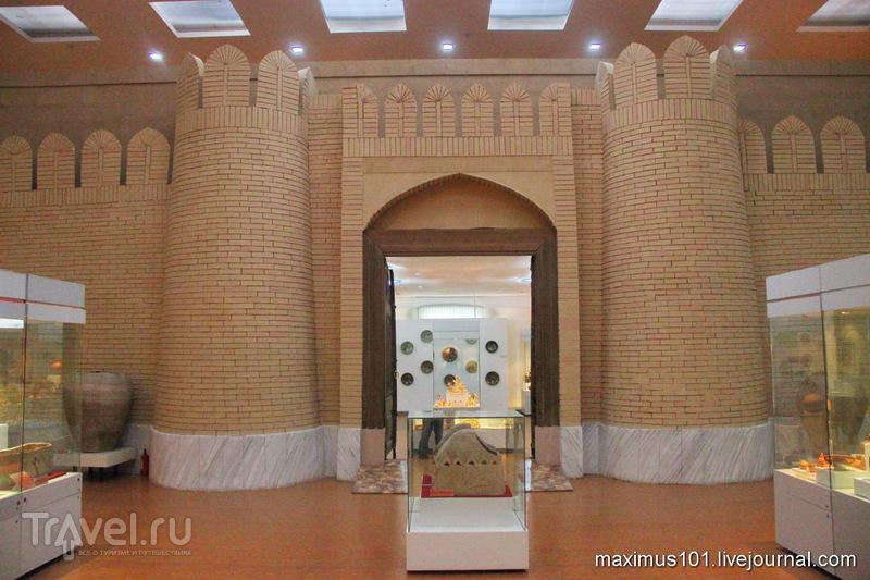 Государственный музей истории культуры Узбекистана в Самарканде / Узбекистан