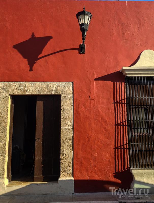 Щепка из креста Господня и скульптуры Леоноры Каррингтон в красочном Кампече / Фото из Мексики