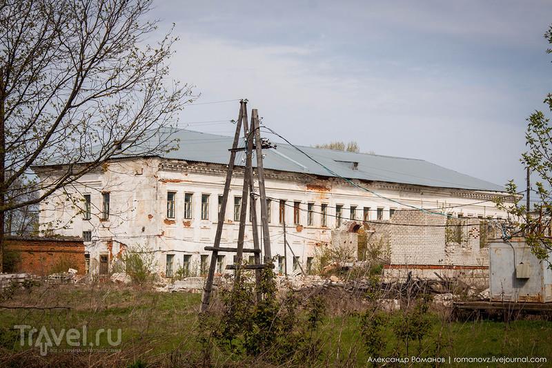 Гусь-Железный: тайна Баташевской усадьбы / Фото из России