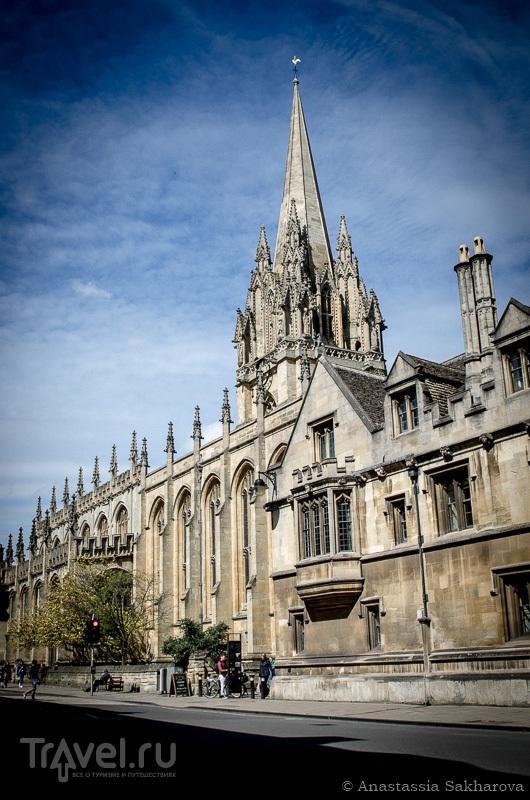 Оксфорд: 10 идей для путешественника не по торговым делам, очевидных и не очень / Фото из Великобритании