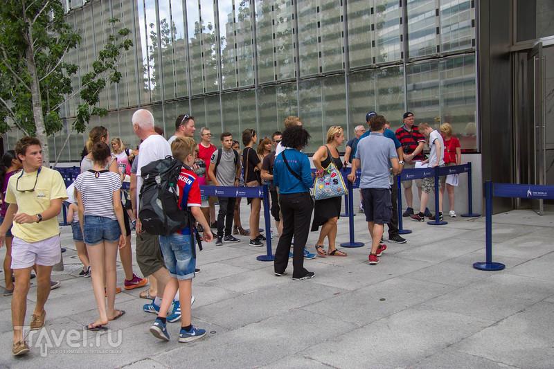 Нью-Йорк, Нью-Йорк. Ground Zero / США
