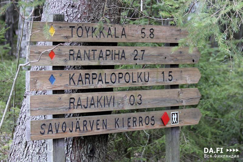 Национальный парк Курьенрахка / Фото из Финляндии