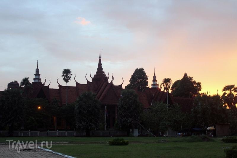 Камбоджа: Пномпень / Камбоджа