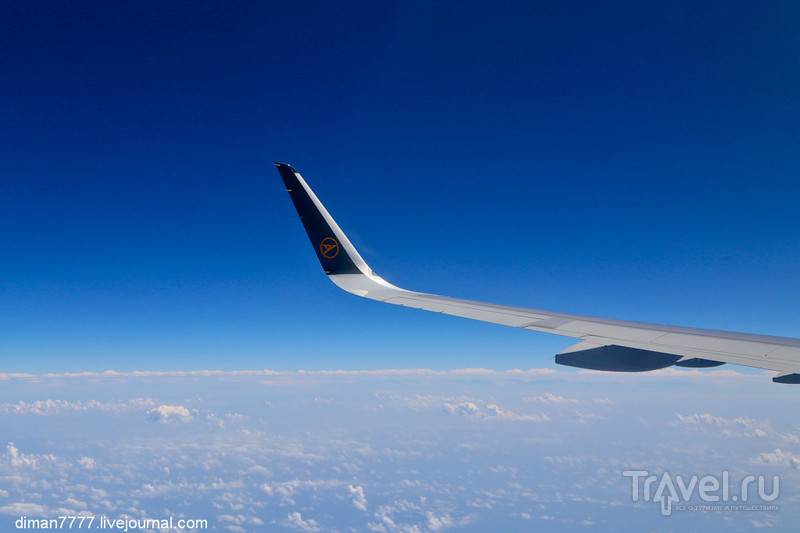 Полет Штутгарт - Ла-Пальма - Штутгарт с Condor / Германия