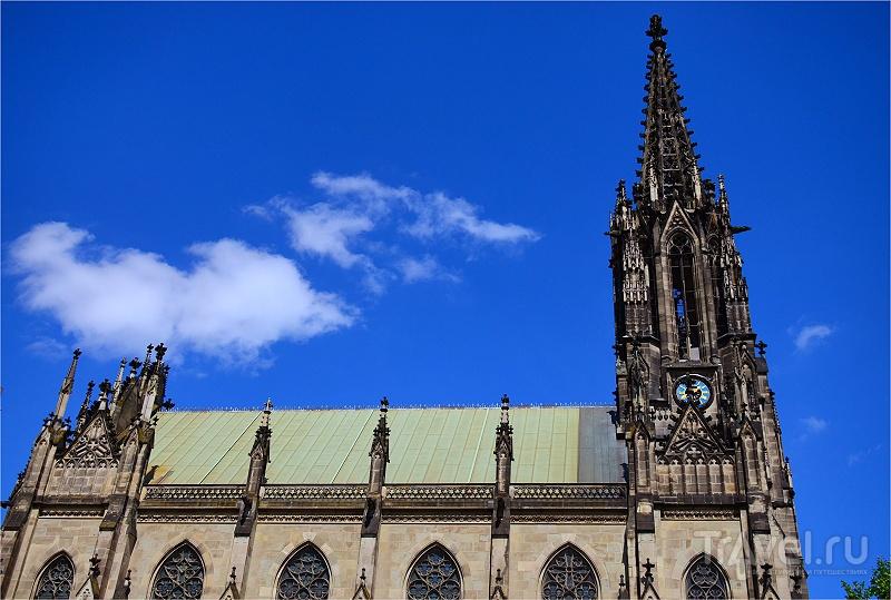 Базель, Швейцария / Фото из Швейцарии