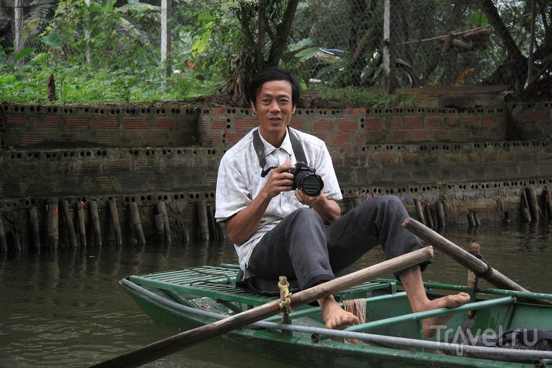 Халонг на суше. Северный Вьетнам / Фото из Вьетнама