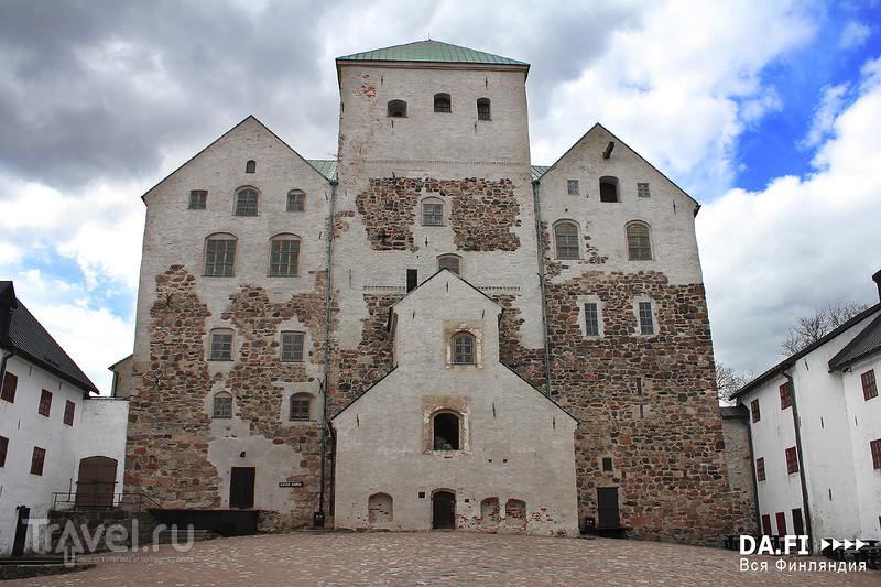 Турку - первая столица Финляндии / Фото из Финляндии