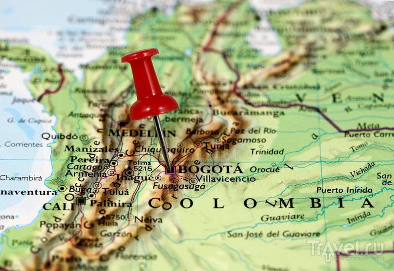 """В поисках Эльдорадо"", Колумбия / Колумбия"