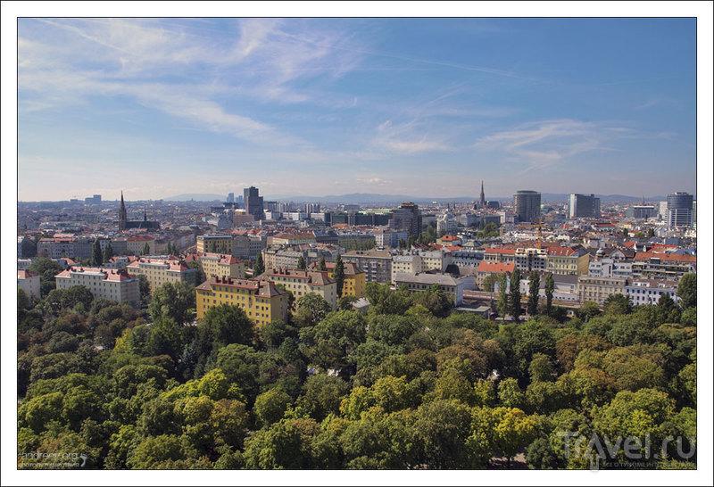 Австрия: Венский Пратер / Фото из Австрии