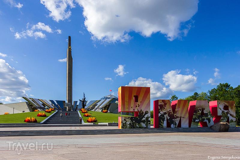Майские праздники в Белоруссии. Минск / Фото из Белоруссии