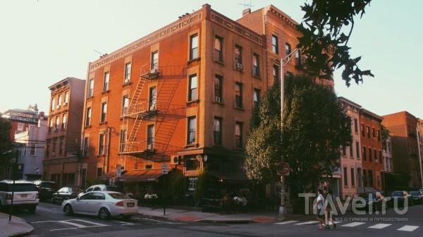 Кочевая прогулка по Hoboken / США