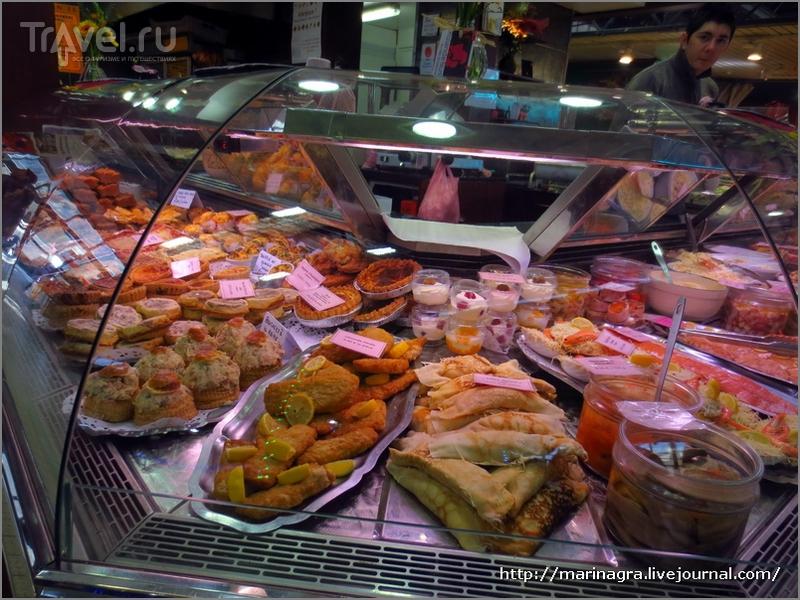 Поесть, как бог, во Франции: крытый рынок в Нарбонне / Фото из Франции