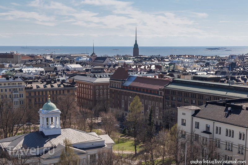 Всё сижу и сижу, и на Хельсинки гляжу / Финляндия