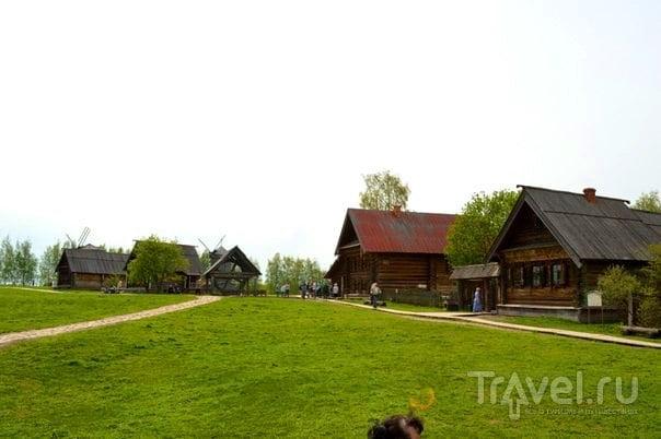 Суздаль - сказ о неудачной поездке / Россия