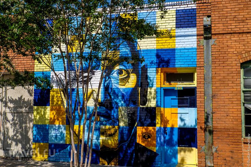 Даллас, Форт-Уэст / Фото из США