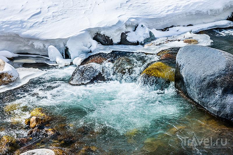 Чтобы увидеть что-то красивое, необязательно далеко идти. Долина реки Баксан / Фото из России