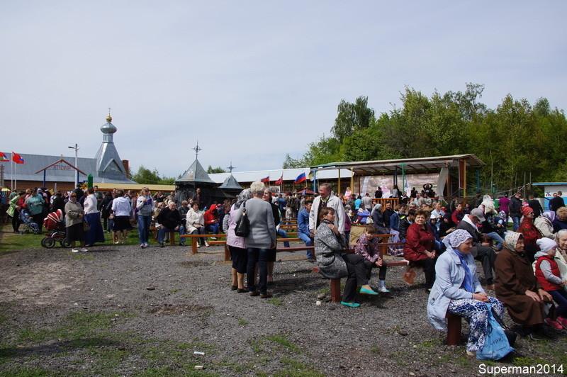 Фестиваль кузнечного искусства в Бывалино / Россия