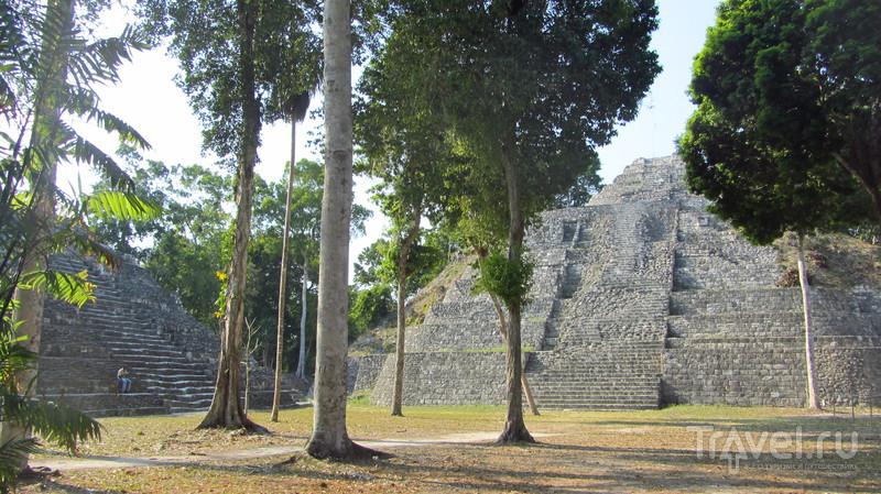 Yaxha: город Майя, который не является мейнстримом / Гватемала