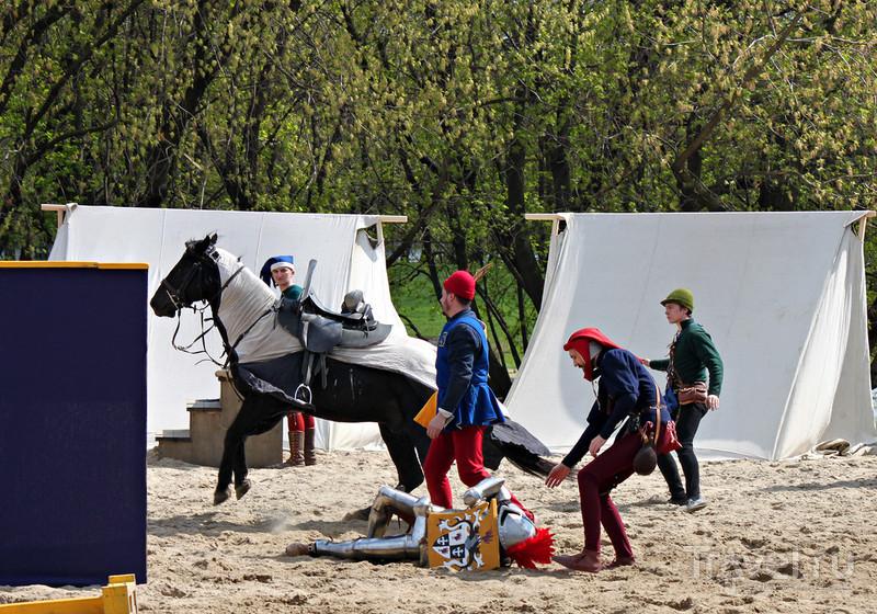 Турнир Святого Георгия / Фото из России