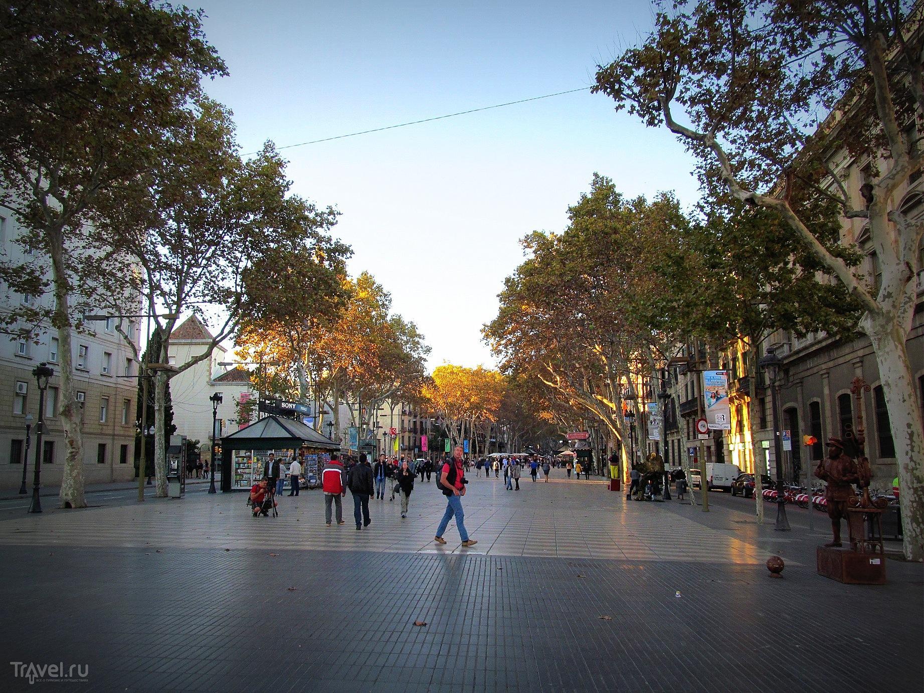 Барселона. Готический квартал / Испания