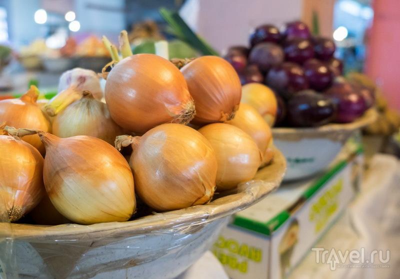 Бакинский базар / Фото из Азербайджана