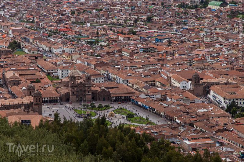 Поездка по Перу. Куско / Фото из Перу