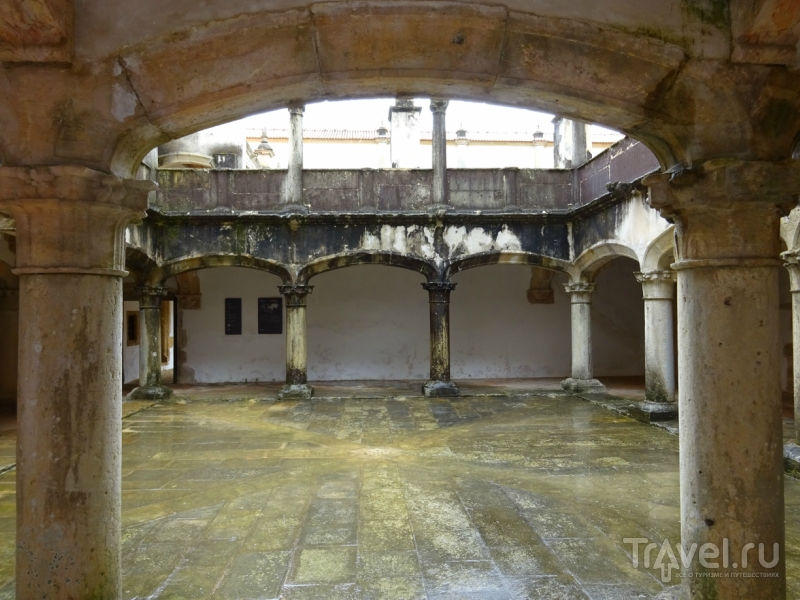 Томар, Замок тамплиеров / Португалия