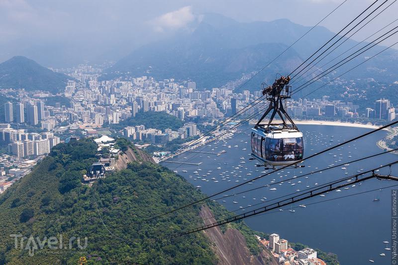 Рио-де-Жанейро. Путешествие в город, которого боятся в Интернете / Фото из Бразилии