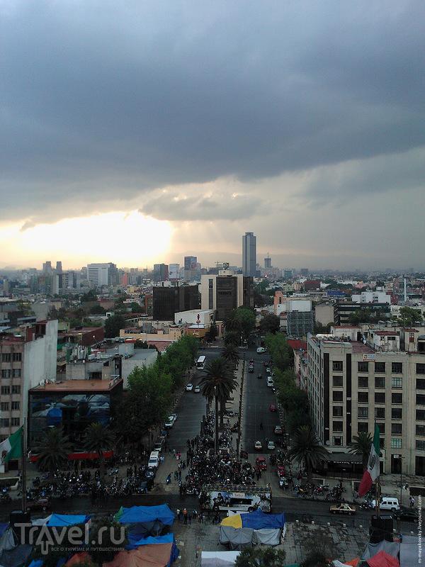 Снова Мехико / Мексика