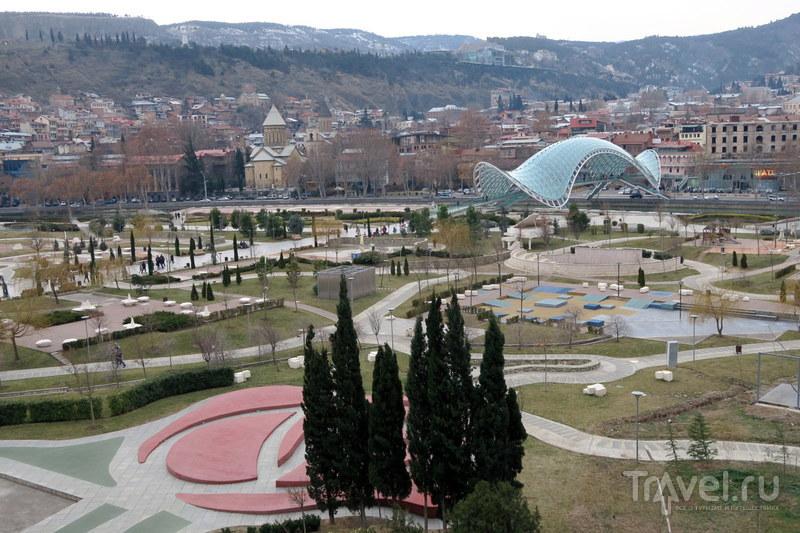 Заметки о Тбилиси / Фото из Грузии