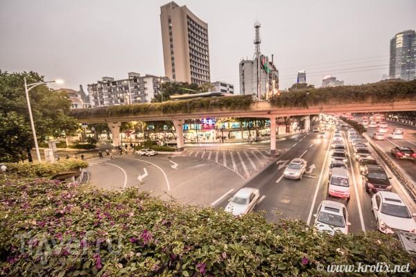 """Гуанчжоу: тест """"Какой из вас китаец"""" и фото парка Юэсю / Китай"""