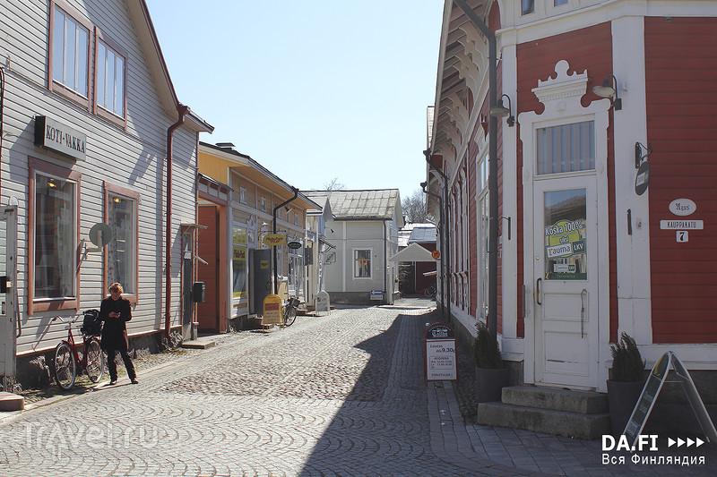 Раума - город финской мечты / Фото из Финляндии