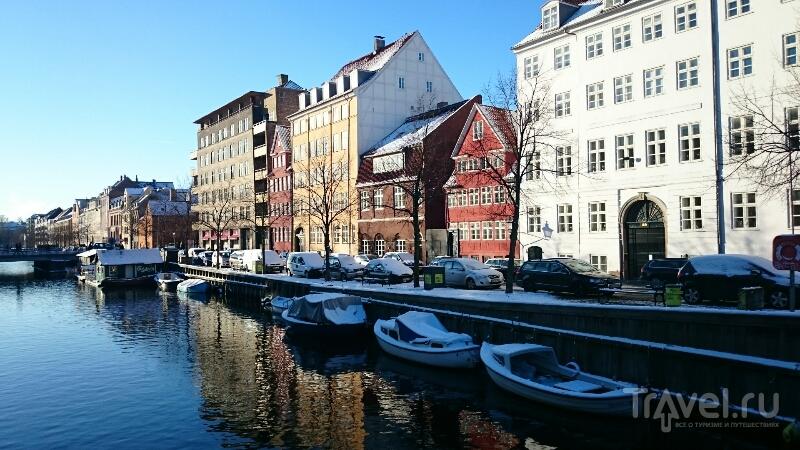 Копенгаген, Дания / Фото из Дании