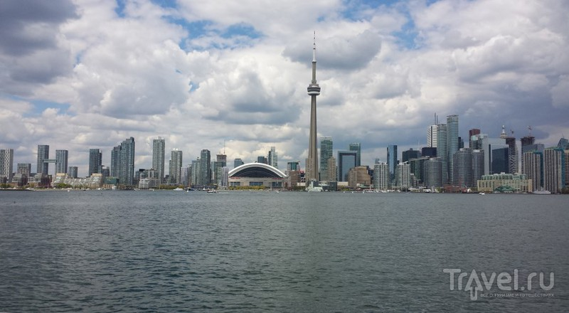 Торонто - транспорт и прочее / Фото из Канады