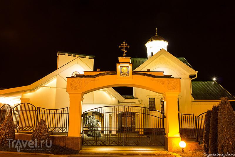 Ночной Минск / Белоруссия