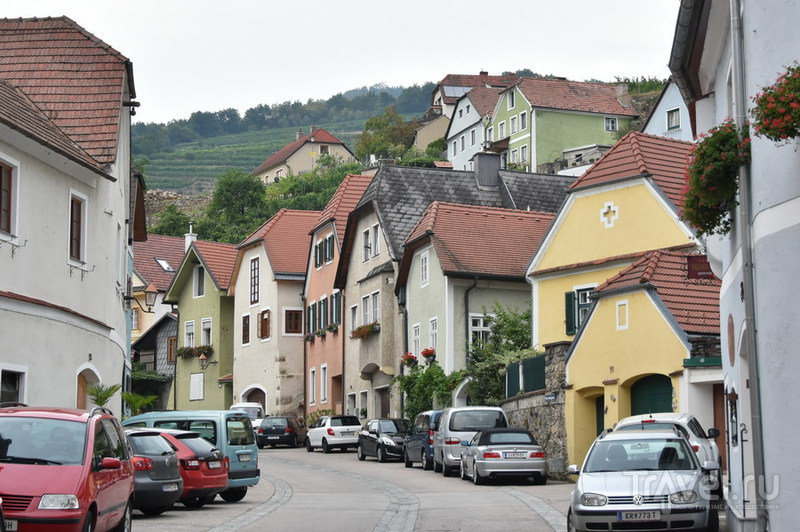 Австрийские зарисовки. Долина Вахау / Фото из Австрии
