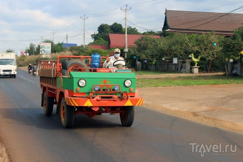 Банлунг. Исследования камбоджийской глубинки / Камбоджа