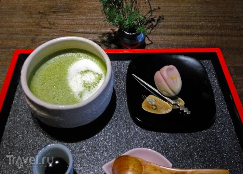 Японские сладости / Тайвань