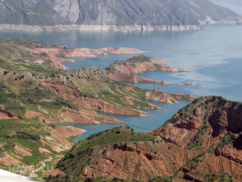 Таджикистан 2016. Дороги / Таджикистан