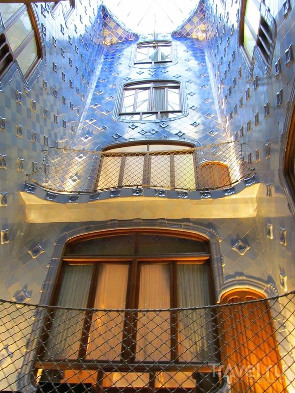 Барселона. Дом Батльо / Испания