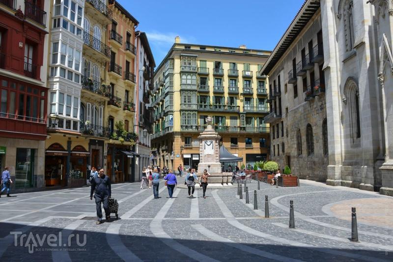 Страна Басков. Бильбао / Фото из Испании