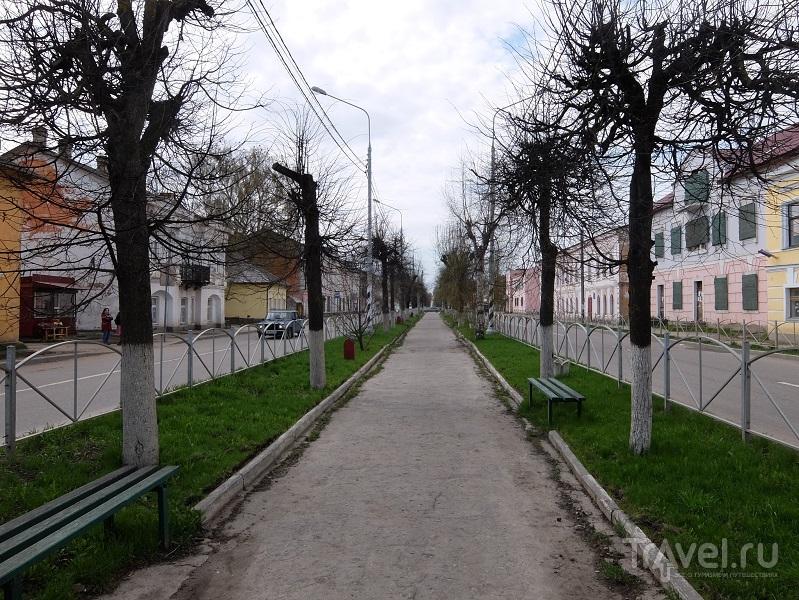 """Сольцы - классическая провинция уровня """"ниже среднего"""" / Россия"""