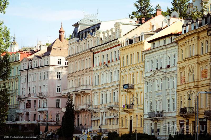 Карловы Вары - русский национальный курорт / Фото из Чехии