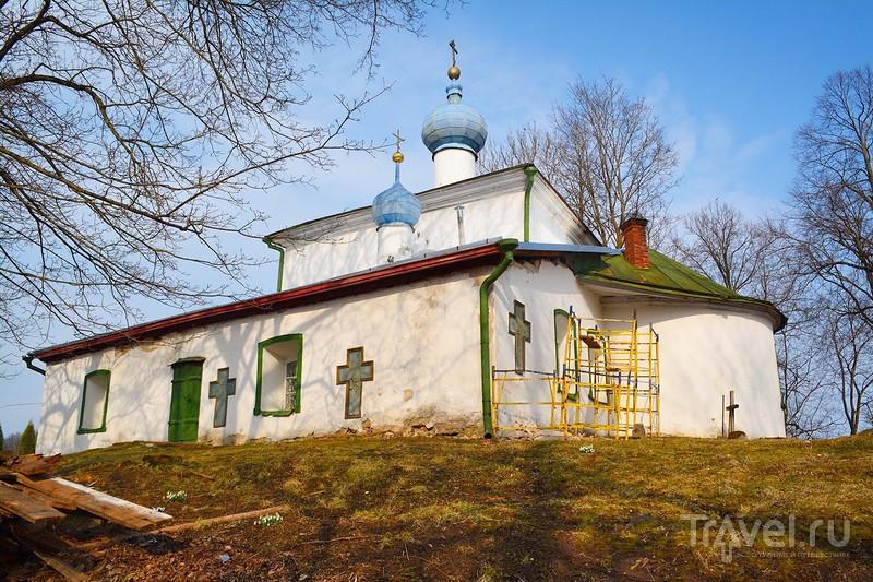 Изборск... Псковская область, Россия / Россия