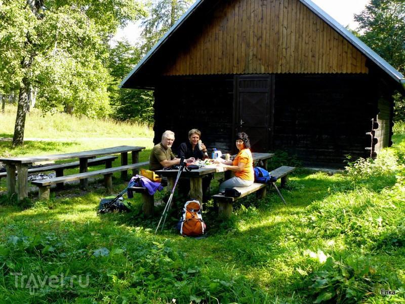 Словацкий Рай - просто рай! Ущелье Велики Сокол / Фото из Словакии