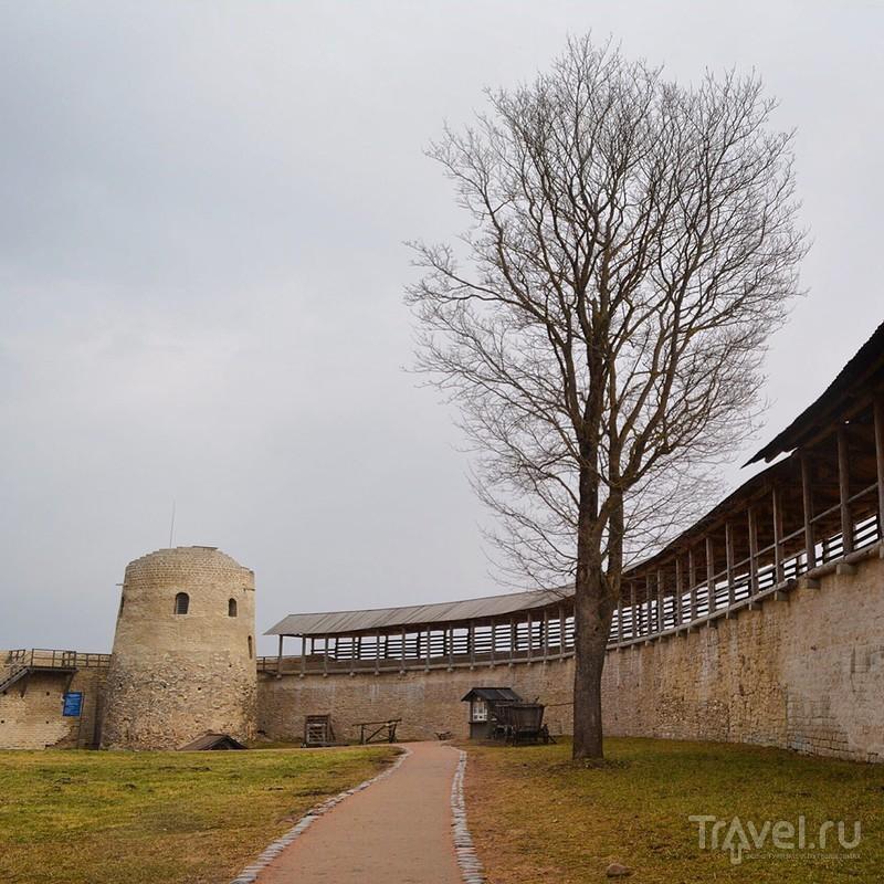 Изборская крепость / Россия