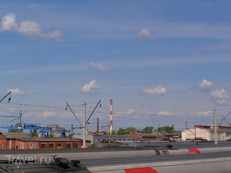 Орёл. Рельсовая улица / Россия